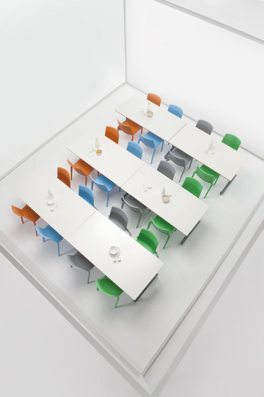 Federico Giner | Mobiliario y equipamiento para comedores escolares